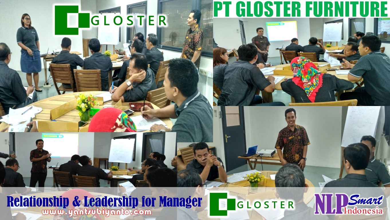 PT Gloster Furniture
