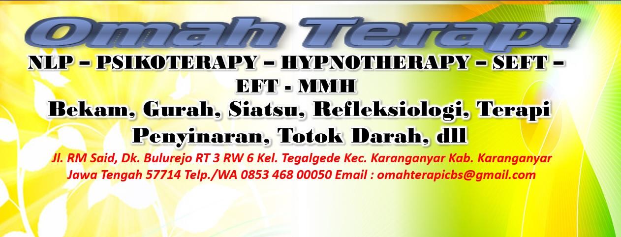 Konsultasi & Terapi